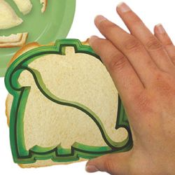 Dinosaur Sandwich Cutter