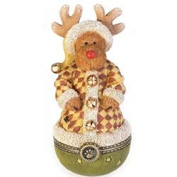 Milford Moosel Kringle-Klaus Trinket Box