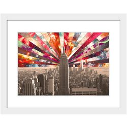 Superstar Manhattan Art Print