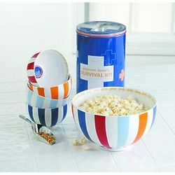 Popcorn Lover's Survival Kit