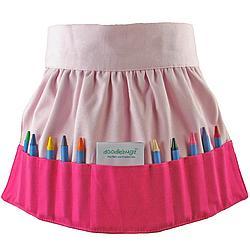 Doodlebugz Crayon Apron