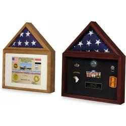 Capitol Flag Case and Shadow Box