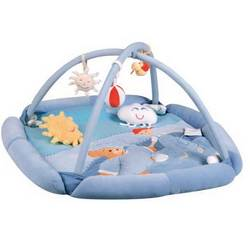 Blue Activity Play Mat