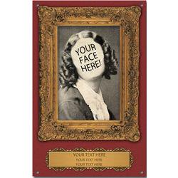 Personalized Historical Montez Portrait
