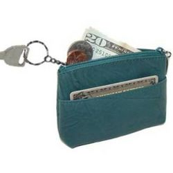Ladies Leather Wallet Coin Purse