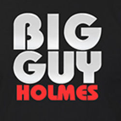 Big Guy Personalized Adult T-Shirt