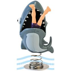 Shark Dashboard Dancer
