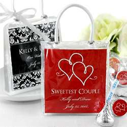 Hershey's Kisses Mini Gift Totes