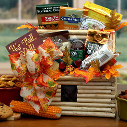 It's Fall Y'all Gourmet Gift Basket