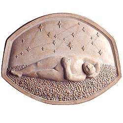 The Dreamer Garden Plaque
