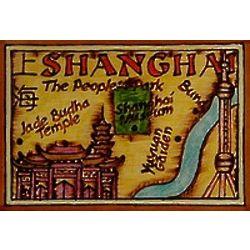 Shanghai Leather Photo Album in Color