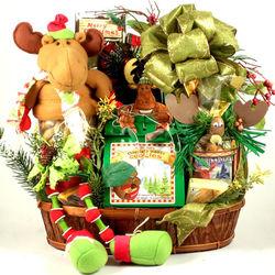 Merry Chris-Moose Gift Basket