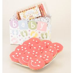 Start Off Sweet Baby Girl Gift Basket