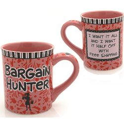 Bargain Hunter Coffee Mug