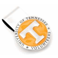 Tennessee Volunteers Pewter Money Clip