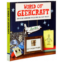 The World of Geekcraft Book