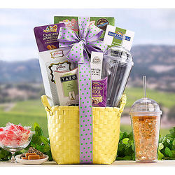 Tazo Tea and Tumbler Collection Gift Basket