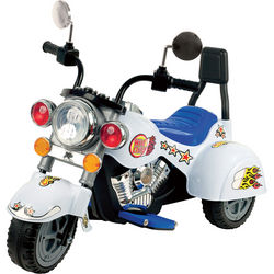 White Knight Cruiser Riding Toy