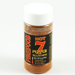 Hot 7 Pepper Seasoning