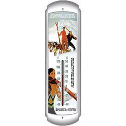 Col de Voza Ski Thermometer