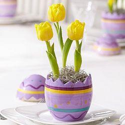 Easter Egg Hunt Tulips
