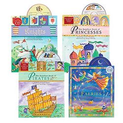 Children's Storytime Book and CD Set