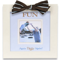 Again Daddy Again Photo Frame