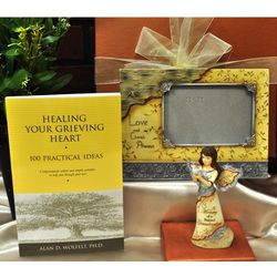 Beloved Grandmother Sympathy Gift Basket
