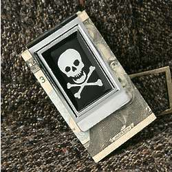 Skull Moneyclip