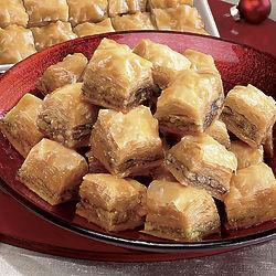 Baklava Desserts