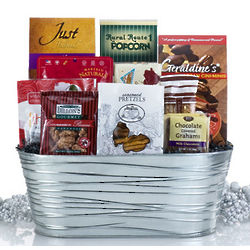 Gather Round Gift Basket