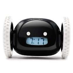 Clocky the Run Away Alarm Clock