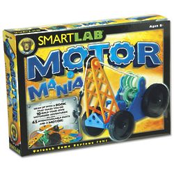 Smart Lab Motor Mania