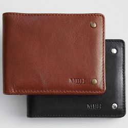 Leather Excursion Wallet