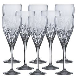 Country Manor Crystal Goblets