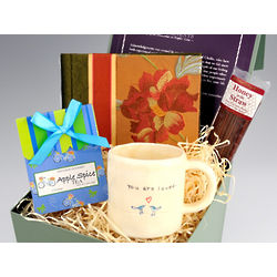 A Treasured Keepsake Remembrance Album Gift Set