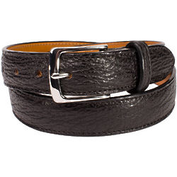 Shark Skin Handmade Belt