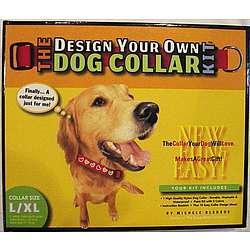 Personalized Dog Collar Kit