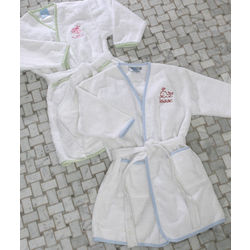 Child's Beach or Bath Time Cover-Up