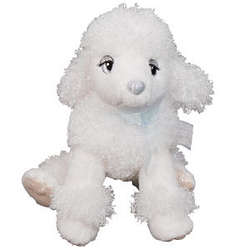 Personalized Sparkle Poodle