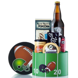 Team Colors with Beer Gift Box