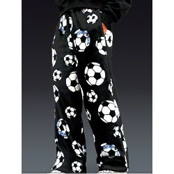 Soccer Ball Lounge Pants
