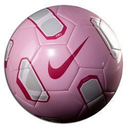 Nike Pink Soccer Training Ball
