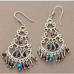 Anisha Chandelier Earrings