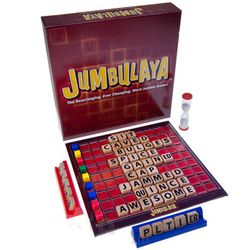 Jumbulaya: the Word Jumble Game Board Game