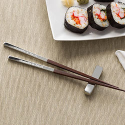 Happy Birthday Personalized Chopstick Set