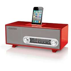 Golden Era iPod Dock with Analog Radio