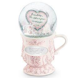 Tea Cup Snow Globe