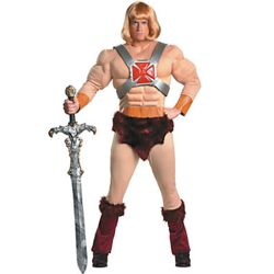 He-Man Masters of the Universe Adult Men's Costume