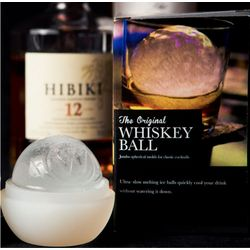 Whiskey Ball Ice Cube Mold
